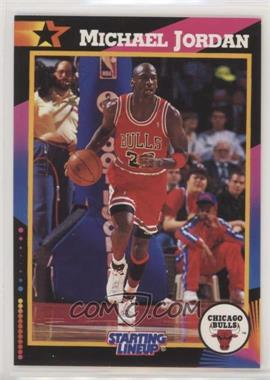 1992 Kenner Starting Lineup - [Base] #MIJO.2 - Michael Jordan (Red Jersey)
