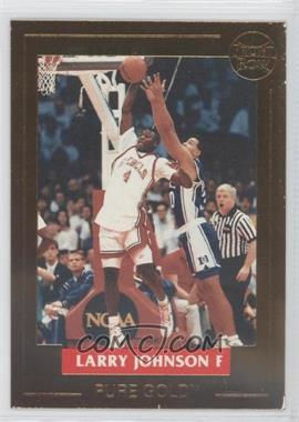 1992 Larry Johnson Pure Gold - [???] #3 - Larry Johnson