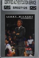 Lenny Wilkens [CASCertifiedSealed]
