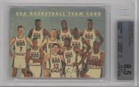 USA Basketball Team [BGS8.5NM‑MT+]