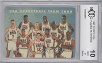 USA Basketball Team [Encased]