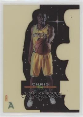 1993-94 Classic Draft Picks - Acetate Draft Stars #CHWE - Chris Webber /26000