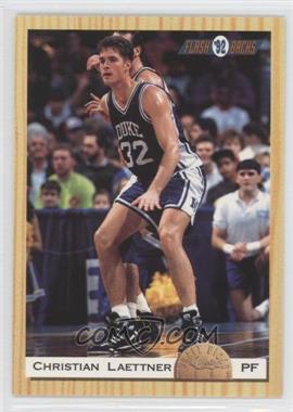 1993-94 Classic Draft Picks - [Base] #106 - Christian Laettner