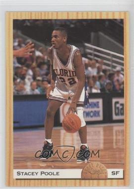 1993-94 Classic Draft Picks - [Base] #59 - Stacey Poole