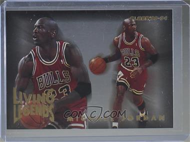 1993-94 Fleer - Living Legends #4 - Michael Jordan