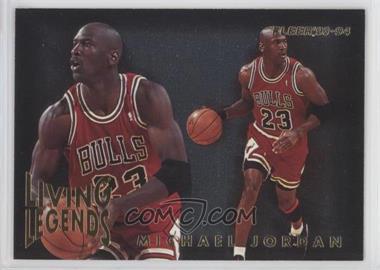 1993-94 Fleer - Living Legends #4 - Michael Jordan