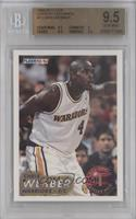Chris Webber [BGS 9.5 GEM MINT]