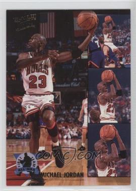 1993-94 Fleer Ultra - All-NBA Team #2 - Michael Jordan