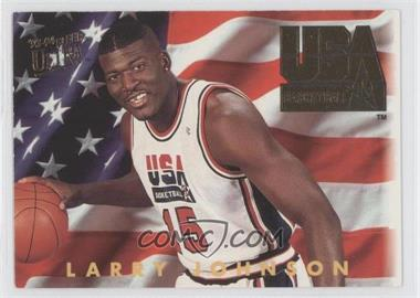 1993 94 Fleer Ultra Base 364 Larry Johnson Comc Card