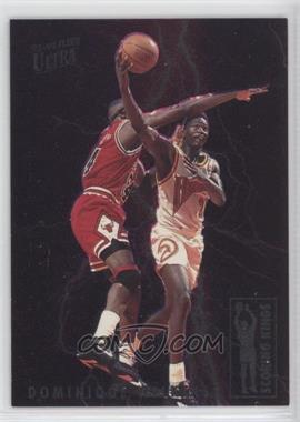 1993-94 Fleer Ultra - Scoring Kings #10 - Dominique Wilkins