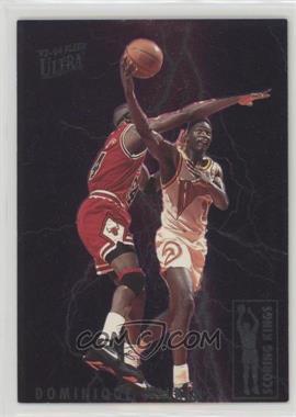 1993-94 Fleer Ultra - Scoring Kings #10 - Dominique Wilkins