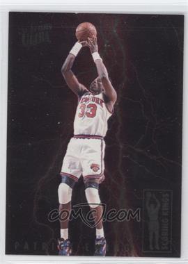 1993-94 Fleer Ultra - Scoring Kings #3 - Patrick Ewing