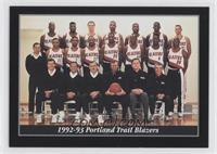 1992-93 Portland Trail Blazers