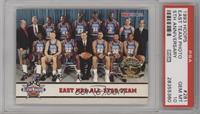 NBA All-Star Team Team, NBA All Star Team East [PSA10GEMMT]