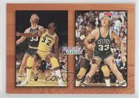 Magic Johnson, Larry Bird