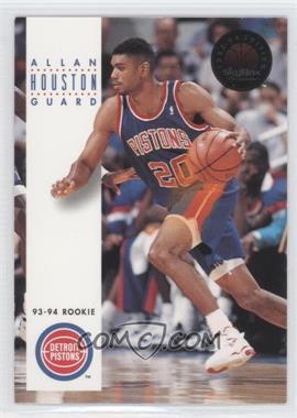 1993-94 Skybox Premium - [Base] #221 - Allan Houston