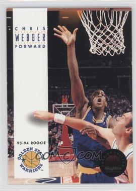 1993-94 Skybox Premium - [Base] #227 - Chris Webber
