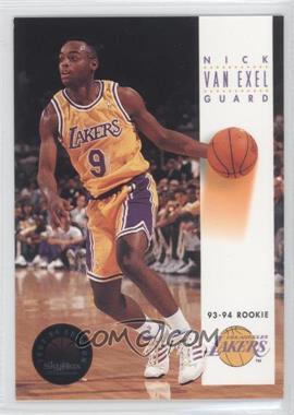 1993-94 Skybox Premium - [Base] #241 - Nick Van Exel