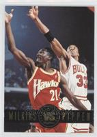Dominique Wilkins, Scottie Pippen