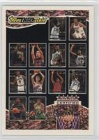 Isaiah Rider, Steve Smith, LaPhonso Ellis, Danny Ferry, Shaquille O'Neal, Anfer…