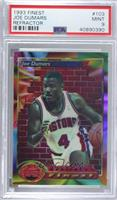 Joe Dumars [PSA 9 MINT]