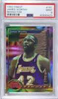 James Worthy [PSA 9 MINT]