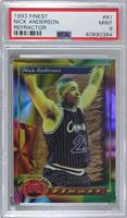 Nick Anderson [PSA 9 MINT]