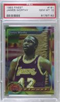 James Worthy [PSA 10 GEM MT]