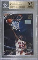 Triple Double - Michael Jordan [BGS9.5GEMMINT]