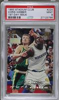 Chris Webber [PSA 9]