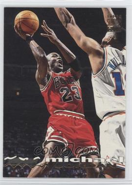 1993-94 Topps Stadium Club - [Base] #169 - Michael Jordan