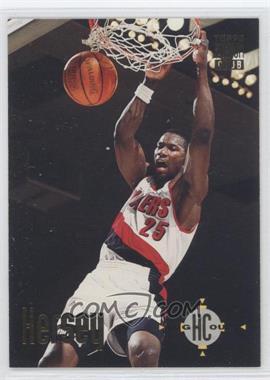 1993-94 Topps Stadium Club - [Base] #171 - High Court - Jerome Kersey