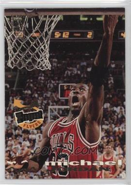 1993-94 Topps Stadium Club - [Base] #181 - Michael Jordan