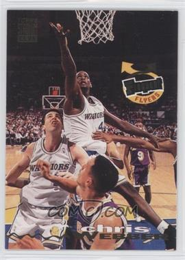 1993-94 Topps Stadium Club - [Base] #352 - Frequent Flyers - Chris Webber