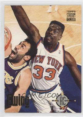 1993-94 Topps Stadium Club - [Base] #68 - Patrick Ewing