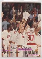 Houston Rockets Team [Noted]