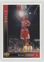 Michael Jordan (Border Shading Variation)