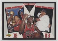 Chicago Bulls Team, Michael Jordan [NoneEXtoNM]