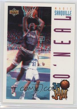 1993 94 Upper Deck Pro View 3d Base 102 Shaquille Oneal