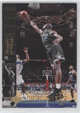 1993-94 Upper Deck Special Edition - [Base] - Gold Electric Court #32 - Shaquille O'Neal