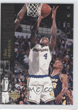 1993-94 Upper Deck Special Edition - [Base] #4 - Chris Webber