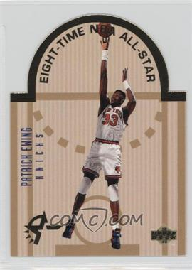 1993-94 Upper Deck Special Edition - Die-Cut All-Stars #E11 - Patrick Ewing
