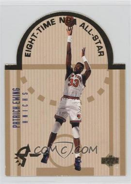 1993-94 Upper Deck Special Edition - Die-Cut All-Stars #E11 - Patrick Ewing