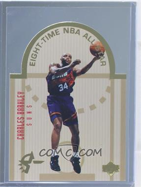 1993-94 Upper Deck Special Edition - Die-Cut All-Stars #W10 - Charles Barkley