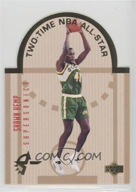 1993-94 Upper Deck Special Edition - Die-Cut All-Stars #W14 - Shawn Kemp