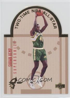 1993-94 Upper Deck Special Edition - Die-Cut All-Stars #W14 - Shawn Kemp