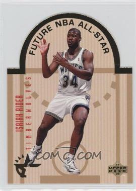 1993-94 Upper Deck Special Edition - Die-Cut All-Stars #W9 - Isaiah Rider