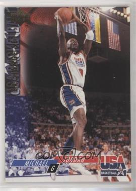 1993-94 Upper Deck Special Edition - Prize USA Basketball Exchange #USA 5 - Michael Jordan