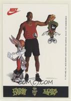 Michael Jordan, Bugs Bunny (Palming Martian) [NoneEXtoNM]