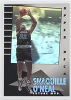 Shaquille O'Neal [Noted] #/138,000